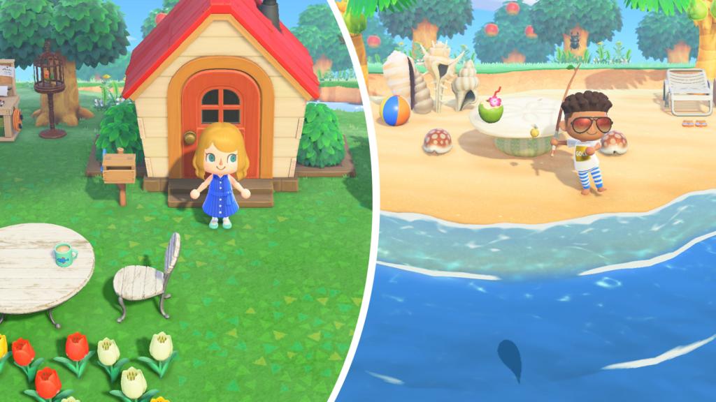 """Animal Crossing: New Horizons"""" en outtömlig glädjekälla i coronamisären"""